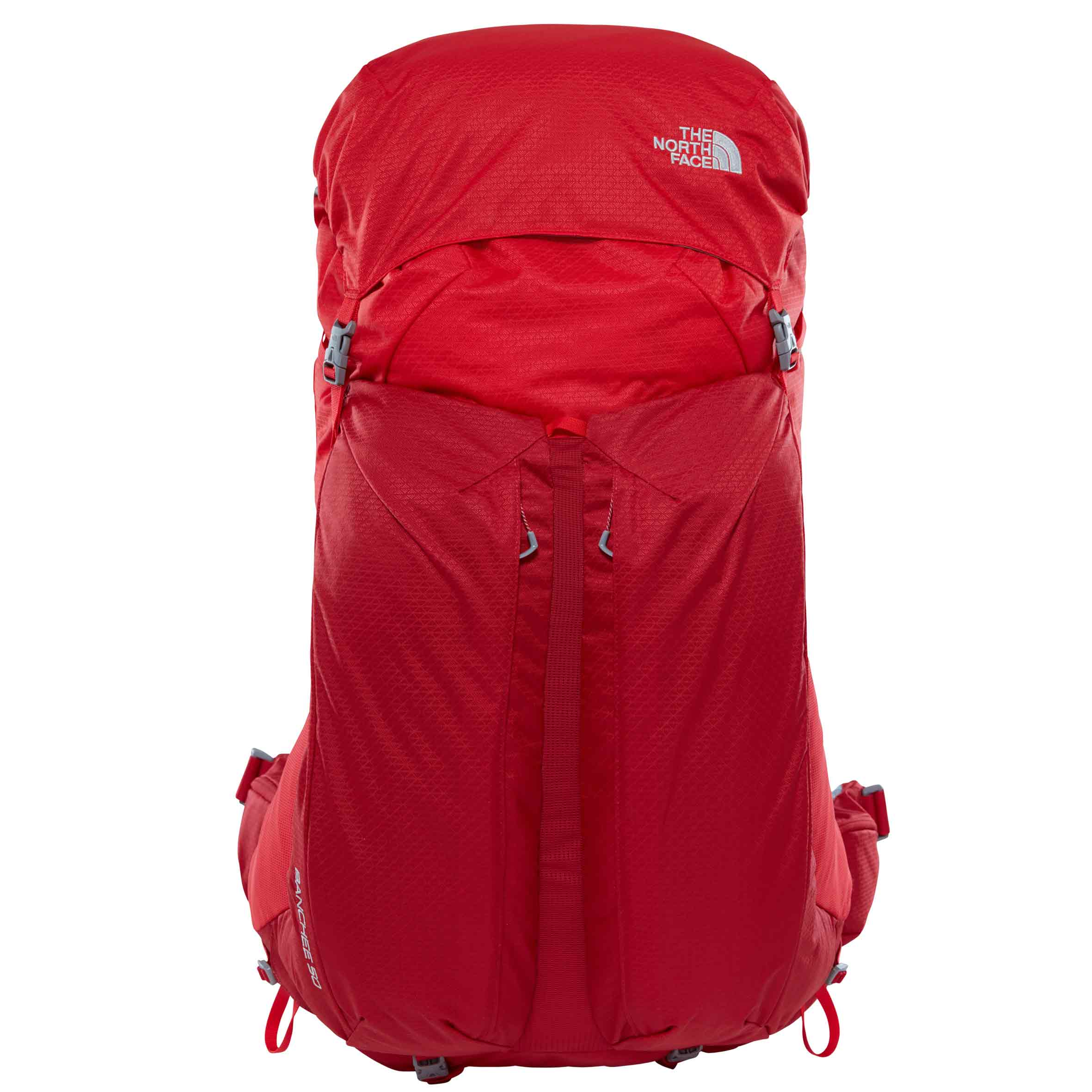 07d38e823c668 The North Face Trekking Rucksack L XL Banchee 50 rage red high risk red -  111