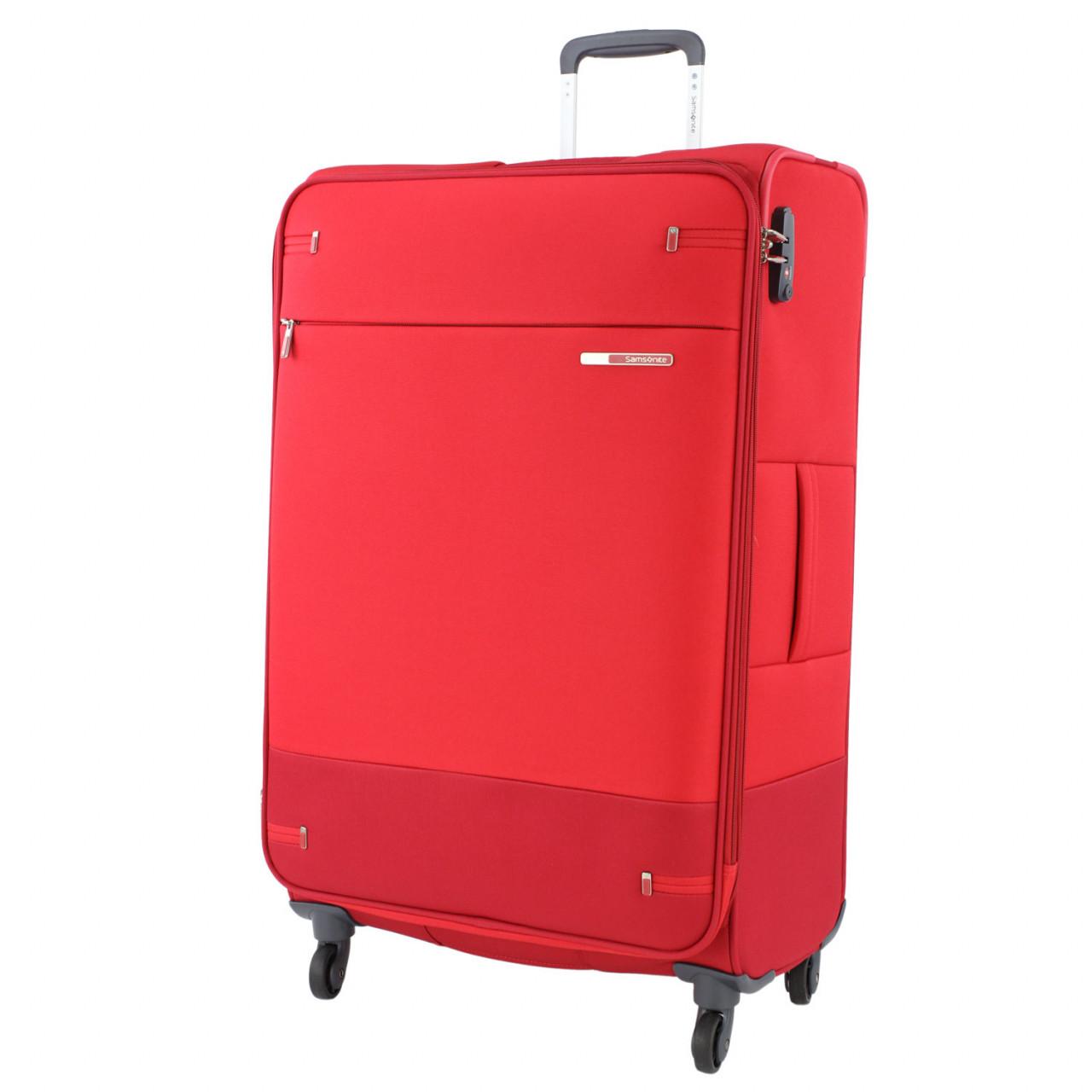 Samsonite Spinner 78/29 EXP 4 Rollen Koffer Base Boost red