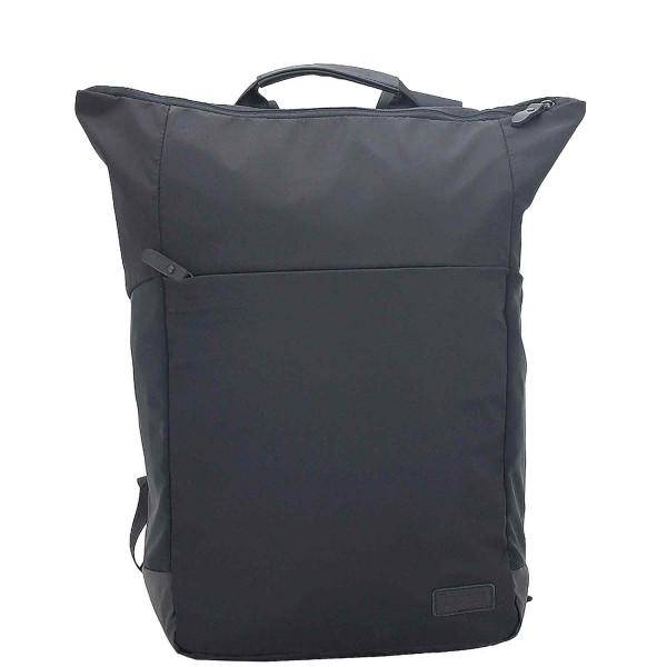 TheTrueC Rucksack mit Laptopfach schwarz