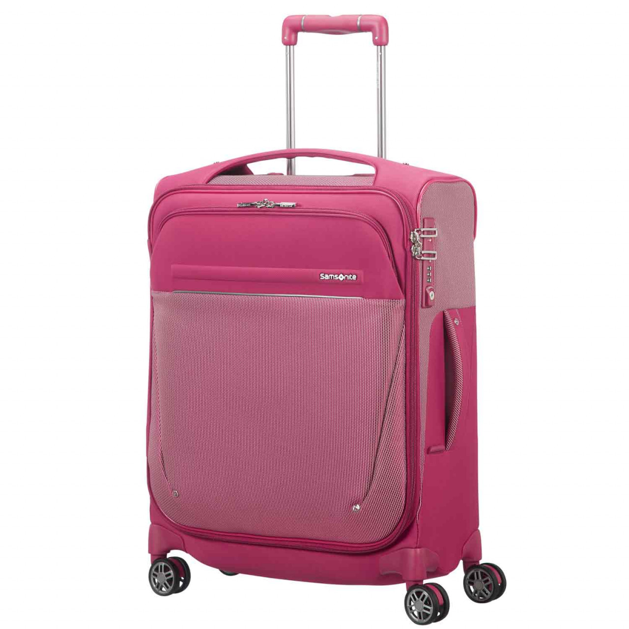 Samsonite Spinner 55/20 4 Rollen Length 35 B-Lite Icon ruby red