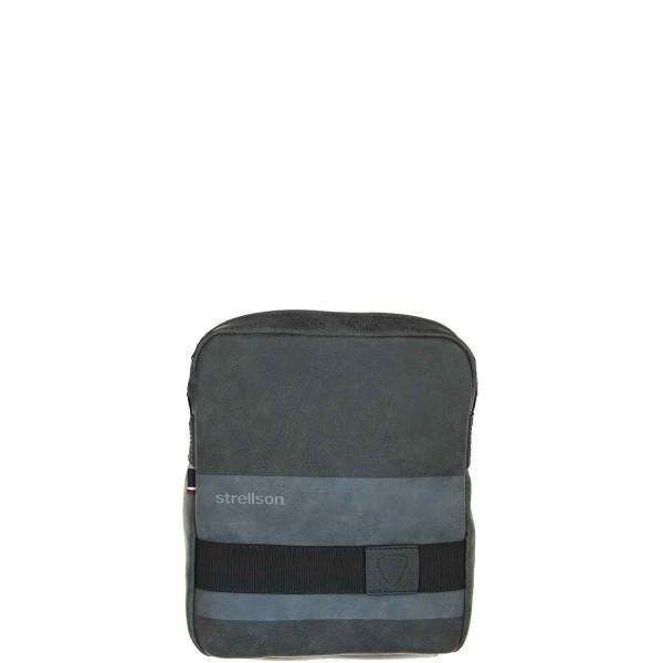 6d1d080251ee3 Strellson Umhängetasche Finchley dark grey - 41
