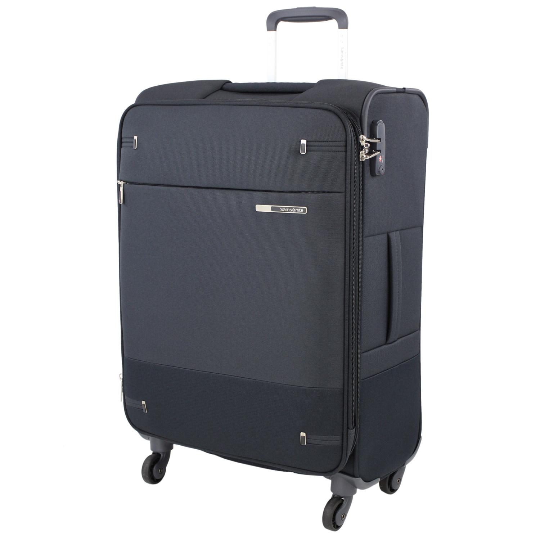 samsonite spinner 66 24 exp 4 rollen koffer base boost. Black Bedroom Furniture Sets. Home Design Ideas